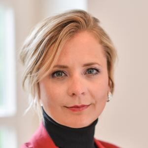 Portrait Hedda Lauer - Expertin und Coach für die Themen Führung und Mindset